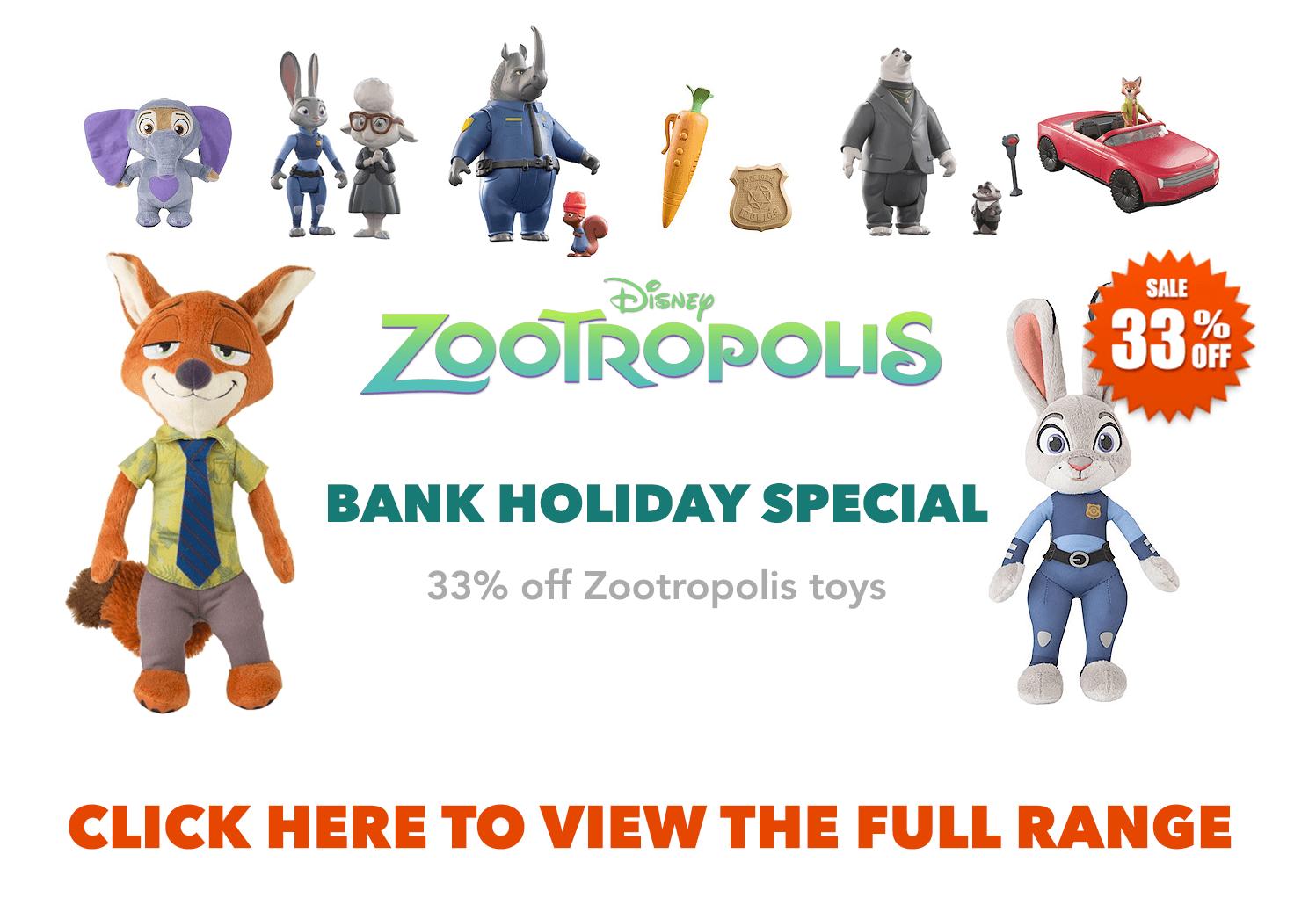 zootropolis 33off