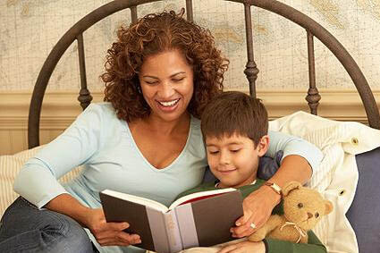 What's your child's bedtime routine?